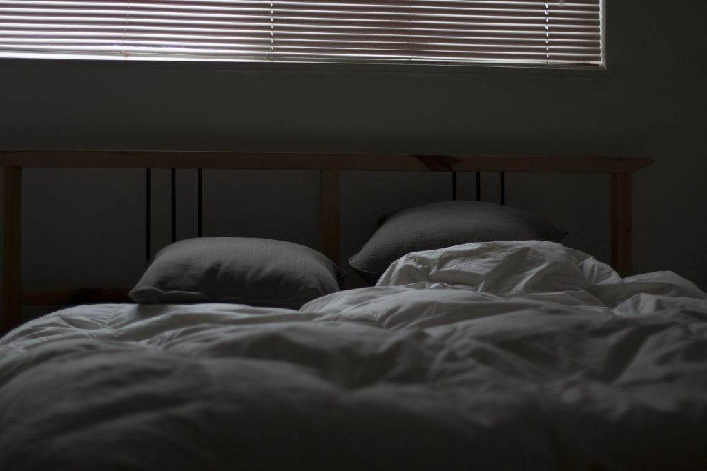 الفراش في الحلم أو السرير في المنام