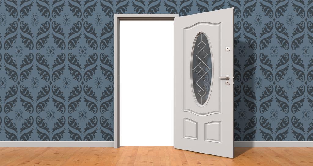 تفسير حلم رؤية الباب - مفتوح - مغلق في المنام